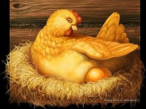 """Мастер-класс """"Нехитрый кракелюр из яичной скорлупы"""". Ярмарка Мастеров - ручная работа, handmade."""