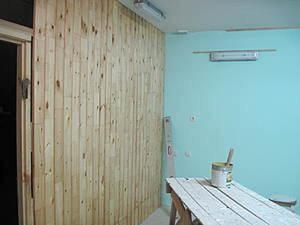 Устройство деревянной перегородки в мастерской или в другом  помещении.  Часть первая.. Ярмарка Мастеров - ручная работа, handmade.