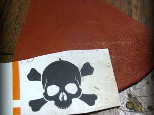 Простой способ перенести рисунок на кожу. Ярмарка Мастеров - ручная работа, handmade.
