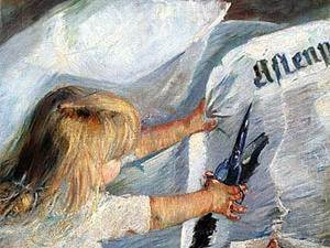 Ода Крог — принцесса норвежской богемы. Ярмарка Мастеров - ручная работа, handmade.