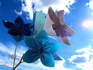 Творим с детьми! Делаем бумажные цветы. Ярмарка Мастеров - ручная работа, handmade.
