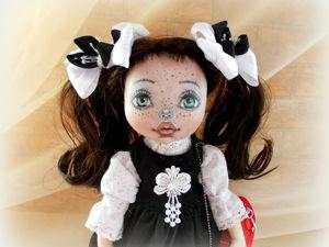Кукла Варенька. Ярмарка Мастеров - ручная работа, handmade.