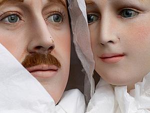 Pierre Imans и его восковые манекены. Ярмарка Мастеров - ручная работа, handmade.