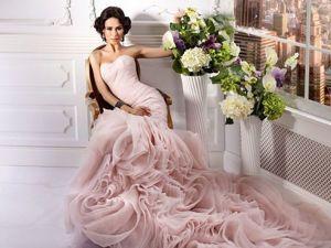 Свадьба в цвете «Dusty Rose». Ярмарка Мастеров - ручная работа, handmade.