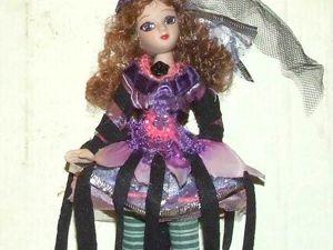 Моя Маленькая Ведьмочка — ничего лишнего, только видео. Ярмарка Мастеров - ручная работа, handmade.