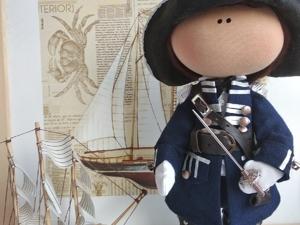 Капитан Смоллет. Отзывы и предыдущие работы часть 1. Ярмарка Мастеров - ручная работа, handmade.
