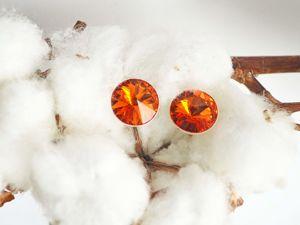 При покупке дерева из бисера — 15% скидка на украшение Сваровски. Ярмарка Мастеров - ручная работа, handmade.