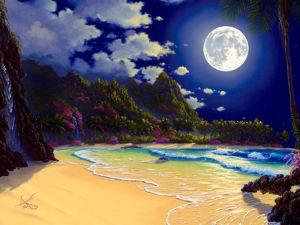 Мастер лунного света Джон Ол Хогью. Ярмарка Мастеров - ручная работа, handmade.