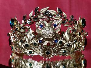 Мужская корона  « Победитель» . Ярмарка Мастеров - ручная работа, handmade.
