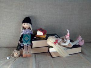 Скидка на интерьерные куклы!. Ярмарка Мастеров - ручная работа, handmade.