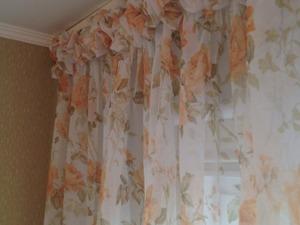 Как быстро сшить шторы с буфами. Ярмарка Мастеров - ручная работа, handmade.