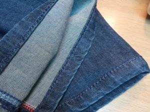 Как укоротить джинсы с сохранением нижней кромки. Ярмарка Мастеров - ручная работа, handmade.