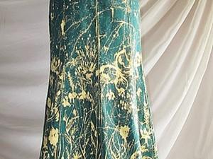 Расписываем юбку белизной из шприца. Ярмарка Мастеров - ручная работа, handmade.