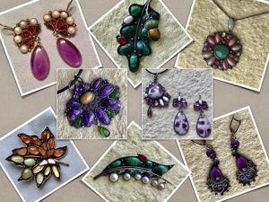 Распродажа ювелирных украшений 13-15 ноября. Ярмарка Мастеров - ручная работа, handmade.