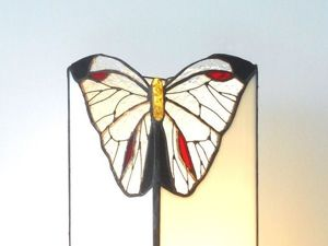 Тонкости изготовления светильника в технике Тиффани. Ярмарка Мастеров - ручная работа, handmade.