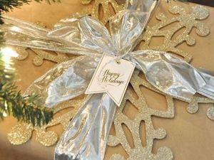Подарочная упаковка. Поговорим о крафт-бумаге. Ярмарка Мастеров - ручная работа, handmade.