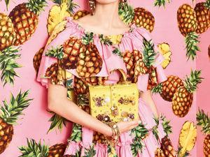Lookbook весенне-летней коллекции 2017 от Dolce&amp&#x3B;Gabbana. Часть 2. Ярмарка Мастеров - ручная работа, handmade.