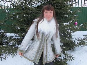 """""""Снегурочку вызывали?"""". Ярмарка Мастеров - ручная работа, handmade."""