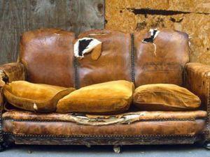 Когда не-кожа лучше кожи, или Почему «кожаные» салоны дорогих машин — из дерматина. Ярмарка Мастеров - ручная работа, handmade.
