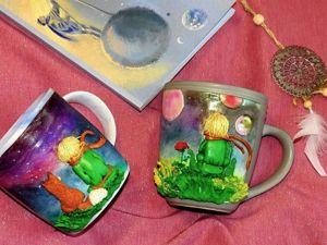 Лепим Маленького принца из глины. Ярмарка Мастеров - ручная работа, handmade.