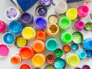 Всё по полочкам, или Какую краску по ткани выбрать?. Ярмарка Мастеров - ручная работа, handmade.