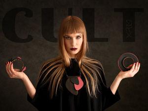 CULT. new collection. Ярмарка Мастеров - ручная работа, handmade.