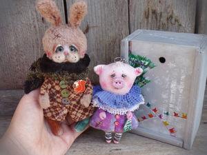 Малышки ищут дом!!!!. Ярмарка Мастеров - ручная работа, handmade.