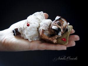 Видео малышки Лу. Ярмарка Мастеров - ручная работа, handmade.