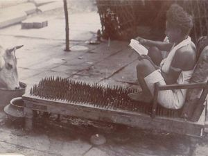 Зачем нужно стоять на гвоздях?. Ярмарка Мастеров - ручная работа, handmade.