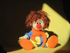 Распродажа текстильных котиков и вязаных кукол. Ярмарка Мастеров - ручная работа, handmade.