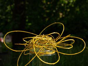 Композиция из крапивы и одуванчиков. Ярмарка Мастеров - ручная работа, handmade.