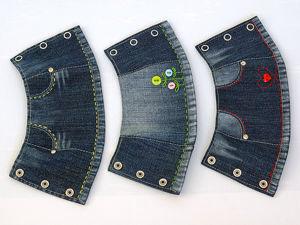 Шьем джинсовую юбку для Паола Рейна, Руби Ред и ГОТЦ Литтл Кидз. Ярмарка Мастеров - ручная работа, handmade.