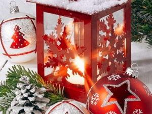 Новогоднее поздравление. Ярмарка Мастеров - ручная работа, handmade.