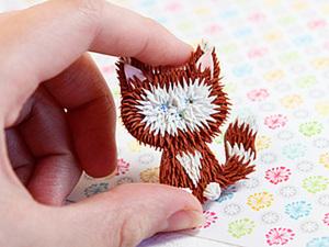 Маленький рыжий котёнок. Ярмарка Мастеров - ручная работа, handmade.