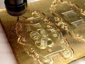 Металлические номерки на дверь — процесс производства METALLBOX и цена. Ярмарка Мастеров - ручная работа, handmade.