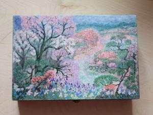 Нежность весны. Ярмарка Мастеров - ручная работа, handmade.