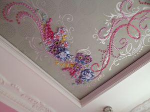 Потолки бывают... Разными. Ярмарка Мастеров - ручная работа, handmade.