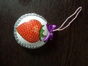 Как сделать новогодние шарики из жестяных банок. Ярмарка Мастеров - ручная работа, handmade.