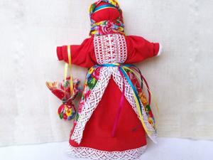 Мотаем куклу-берегиню «Пасха». Ярмарка Мастеров - ручная работа, handmade.