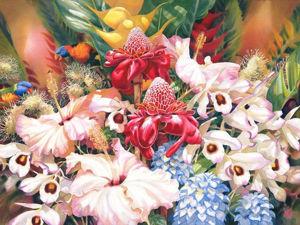 Виртуозная акварель художника Darryl Trott. Ярмарка Мастеров - ручная работа, handmade.