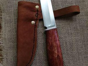 Делаем ручку для ножа — быстренько!. Ярмарка Мастеров - ручная работа, handmade.