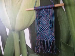 Ёлочки Макраме вязание на заказ. Ярмарка Мастеров - ручная работа, handmade.