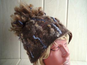 Сезонные скидки на валяные перчатки и шапочки. Ярмарка Мастеров - ручная работа, handmade.