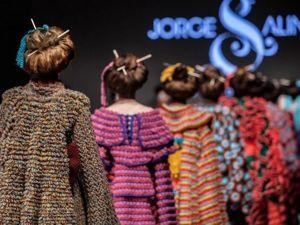 Вязаные фантазии на тему кимоно от Jorge Salinas. Ярмарка Мастеров - ручная работа, handmade.