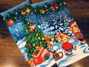 Акция! Подарок при новогодней покупке!. Ярмарка Мастеров - ручная работа, handmade.