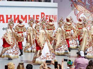 5-ый фестиваль русского гостеприимства. Ярмарка Мастеров - ручная работа, handmade.