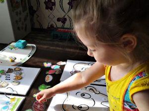 Развивающие пособия для детей. Ярмарка Мастеров - ручная работа, handmade.
