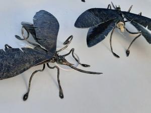 Комарики фонарики. Ярмарка Мастеров - ручная работа, handmade.