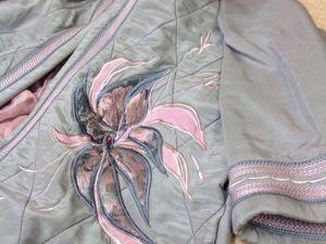 Курточка для ательера. Ярмарка Мастеров - ручная работа, handmade.