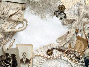 Из истории вязания. Ярмарка Мастеров - ручная работа, handmade.